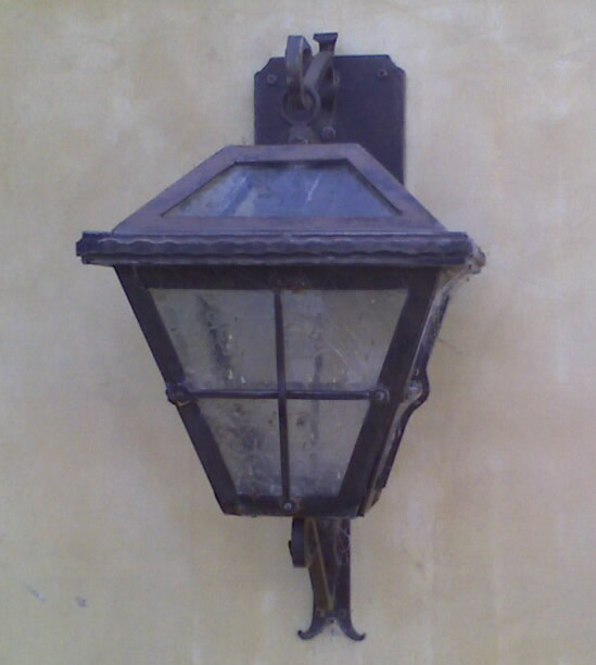Exterior Lighting Agoura Sconce