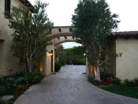 Exterior Lighting Agoura Landscape Lighting