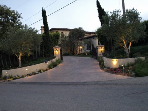Exterior Lighting Agoura
